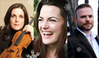 Newry Chamber Music presents A Classical Christmas - Wednesday December 19, 8pm