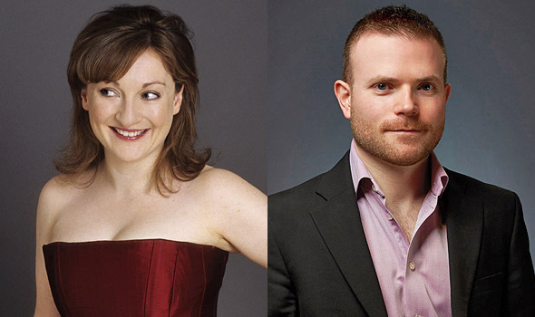 Newry Chamber Music presents Ailish Tynan & David Quigley Ailish Tynan (soprano), David Quigley (piano) Tuesday 15th October 2013