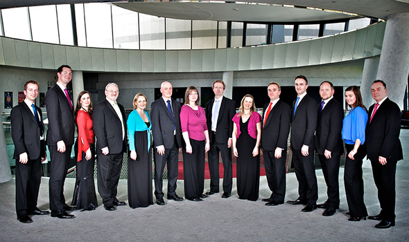 Newry Chamber Music presents Chamber Choir Ireland - Wednesday 27th April 2016, 8pm