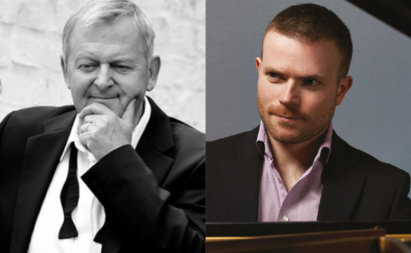 Philip Martin & David Quigley (piano) Thursday April 26, 2018 - 8pm Warrenpoint Town Hall, Warrenpoint
