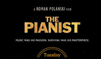 Newry Chamber Music and Newry Film Club present The Pianist - Tuesday 31st January 2017